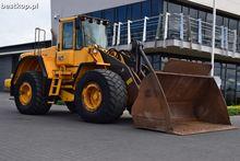2005 VOLVO L180E wheel loader