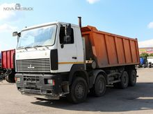 Used 2012 MAZ 6516A9