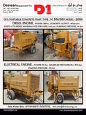 2006 CIFA PC 506/309 stationary
