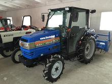 ISEKI TG-30, tractors mini trac