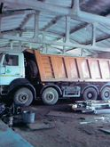 2008 MZKT 6515 10 dump truck