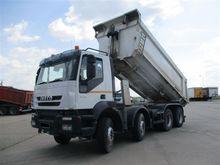 2008 IVECO TRAKKER dump truck