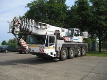 1997 DEMAG AC205 mobile crane