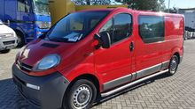 2006 OPEL VIVARO 1.9 DI closed