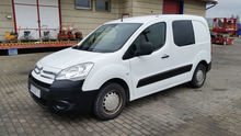 2011 CITROEN Berlingo 1.6 HDI c