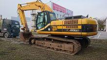 2006 JCB JS330 tracked excavato