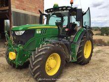 2015 JOHN DEERE 6155R wheel tra