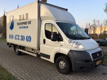 2013 FIAT FIAT DUCATO closed bo