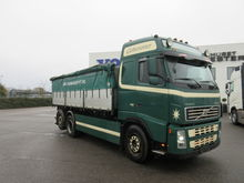2007 VOLVO FH480 dump truck