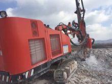 SANDVIK DX700 drilling rig