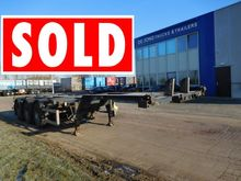 2006 EKW Chassis container chas