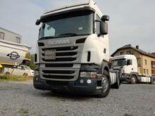 2012 SCANIA Scania R420 EEV tra