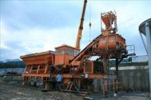 2009 EUROMIX 75 concrete plant