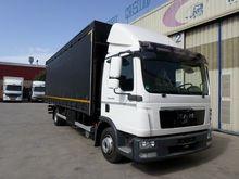2010 MAN TGL 12.250 truck curta