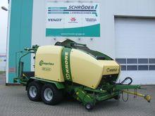 2008 KRONE Comprima CV 150 XC r