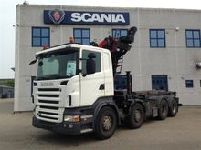 2010 SCANIA R480 cable system t