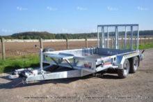 NUGENT P3118H flatbed trailer