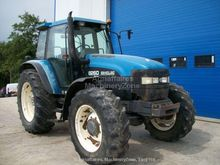 1997 HOLLAND 8260 RC wheel trac
