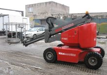 2001 MANITOU 150AET articulated