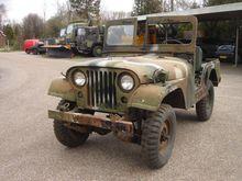1955 Jeep Necaf M38 pick-up