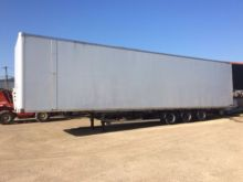 2003 ASCA closed box semi-trail