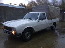1986 PEUGEOT 504 Pick up pick-u