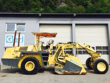 1993 BOMAG MPH 120 R recycler