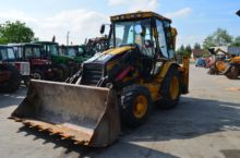 2002 CATERPILLAR 432 D backhoe