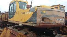 VOLVO EC210 tracked excavator f