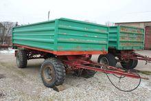 1988 FORTSCHRITT HW80 tractor t