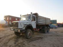 1986 MAGIRUS 260E25 dump truck