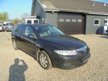 2005 MAZDA 6 2,0 DE 136 Touring