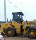 2010 TOTA XZ636 wheel loader