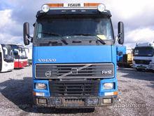 1997 VOLVO FH12 380 + Hiab 195
