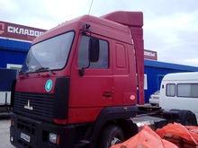 Used 2009 MAZ 544019