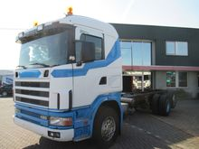 Used 2000 SCANIA R11