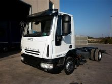 IVECO 120EL22P chassis truck