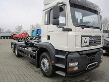 2005 MAN 26.430, hooklift truck