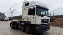 1999 MAN 26.464 FPLT/R tractor