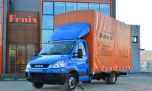 2011 IVECO 35C18 Daily closed b