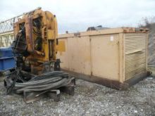 2009 TUNKERS HVB 100V pile driv