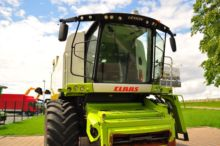 2012 CLAAS Lexion 660 combine-h