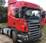2007 SCANIA R 420 Highline Manu
