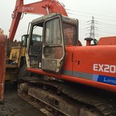 2005 HITACHI EX200-1 tracked ex