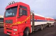 2006 MAN TGA 26.480 tank truck
