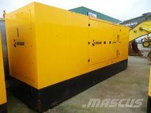 2007 GESAN 505 KVAS generator