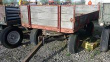 WAGEN tractor trailer