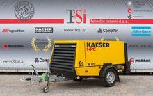 2015 KAESER M80 HPC compressor