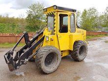 UKENDT wheel loader by auction