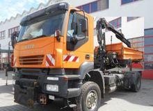 2005 IVECO Trakker dump truck